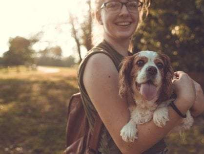 Dog owners proven to be healthier!