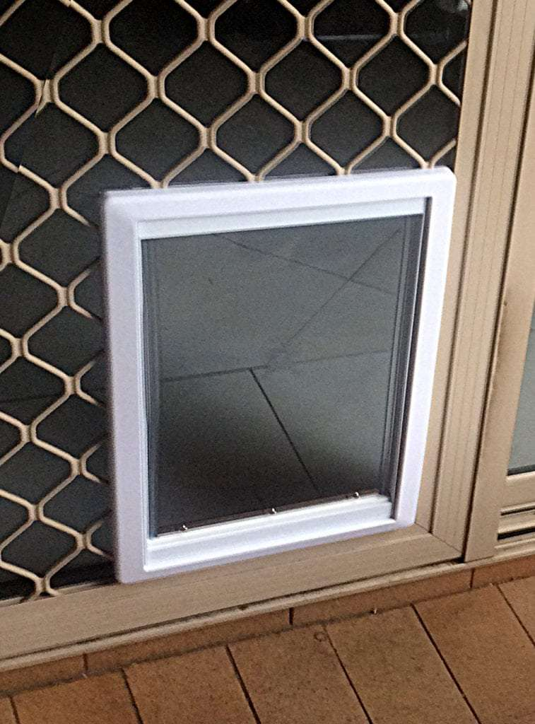Pet Doors Gallery Of Real Life Installations Sydney Wide