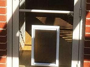 large pet doors for glass door