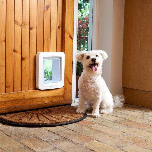 Micro Chipped Pet Door