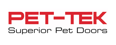Pet-Tek superior pet doors