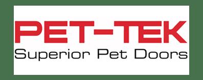 Pet-Tek superior pet doors