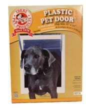 Super Large Pet Doors for Timber