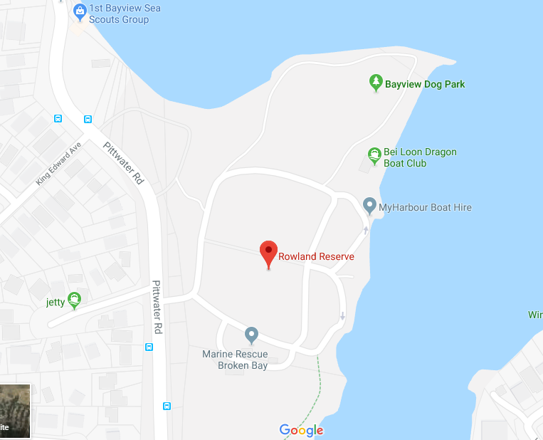 best dog parks Sydney