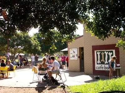 dog friendly cafe Sydney
